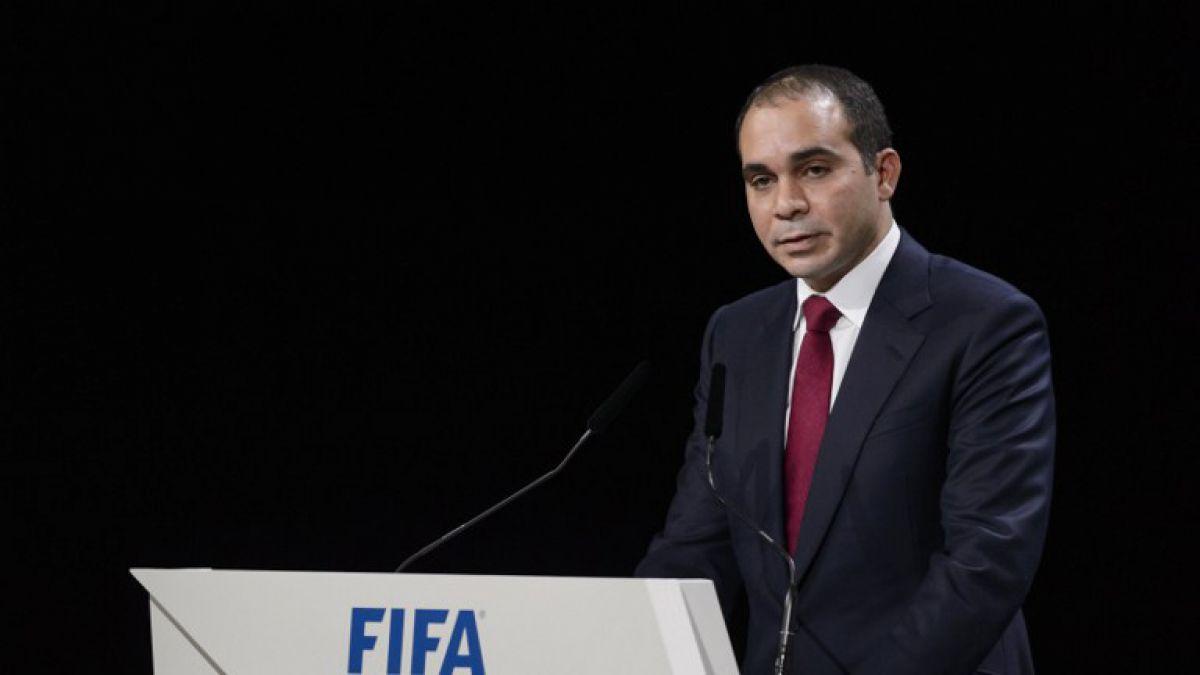 Príncipe de Jordania anuncia su candidatura a presidencia de la FIFA