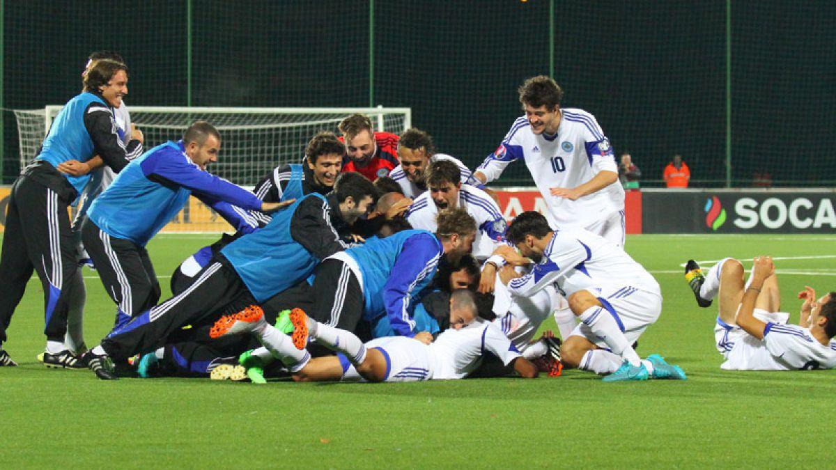 Los 7 graciosos comentarios en Twitter tras el gol de visita de San Marino