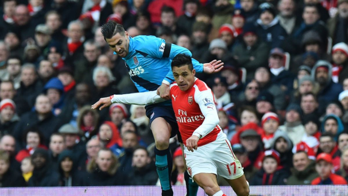 [VIDEO] Gol de Alexis lidera encuesta de Arsenal FC de cara al duelo frente a Stoke City