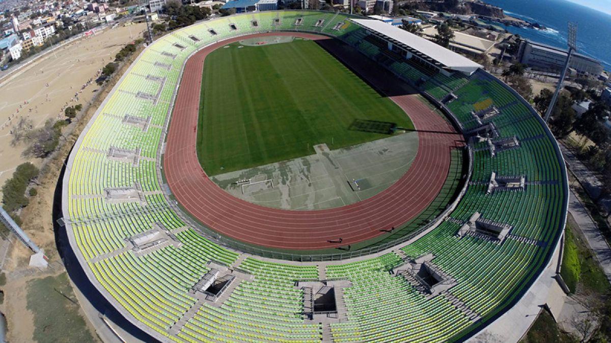 Deportes Copiapó podría recibir a Colo Colo en el Estadio Elías Figueroa de Valparaíso