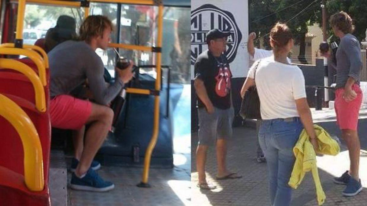 El gesto de humildad de Diego Lugano que es aplaudido en Paraguay