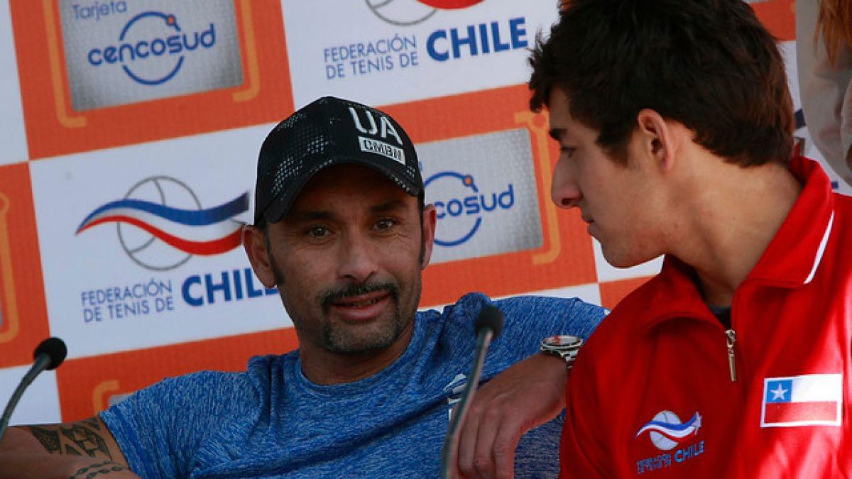 """Marcelo Ríos: """"Que Federer diga que fui uno de sus jugadores favoritos me hace sentir agradecido"""""""