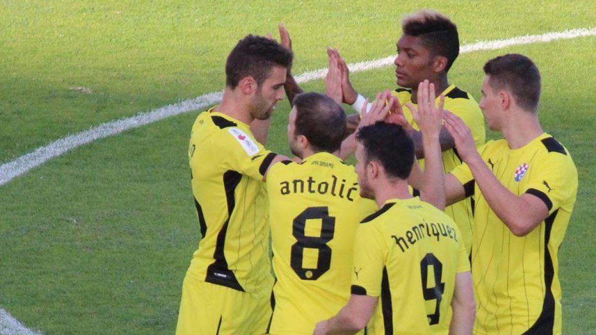 [VIDEO] Dinamo Zagreb ganó gracias a los goles de Ángelo Henríquez y Junior Fernandes