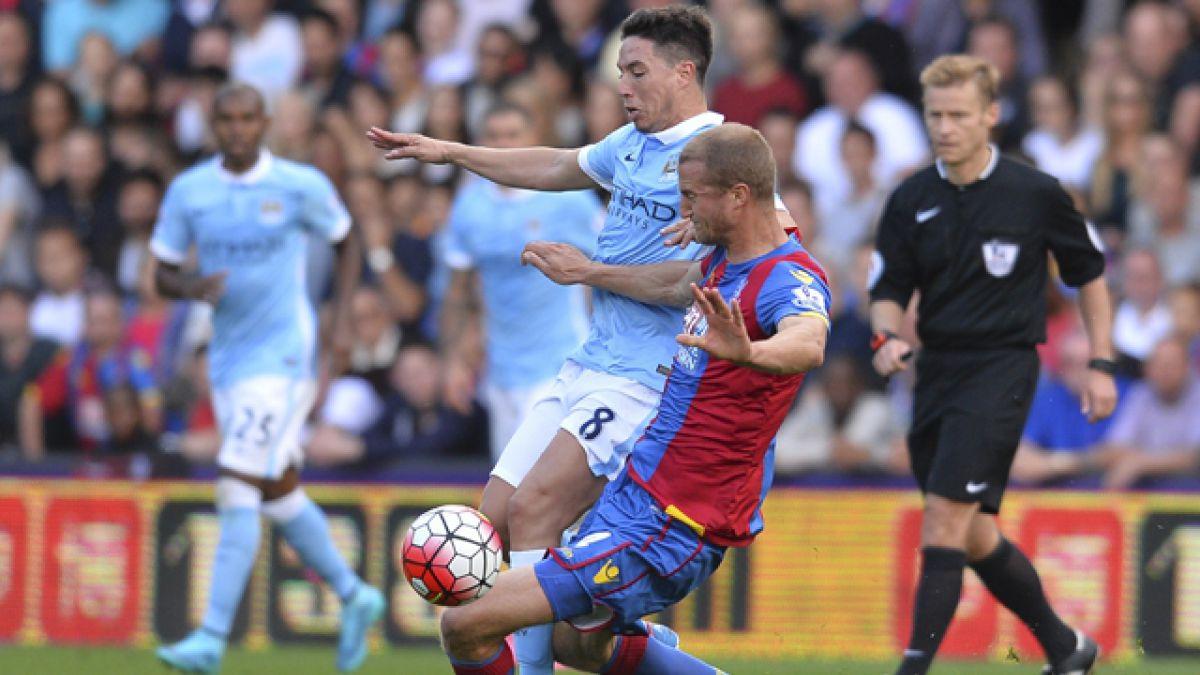 El City de Pellegrini vence a Crystal Palace y mantiene su campaña perfecta