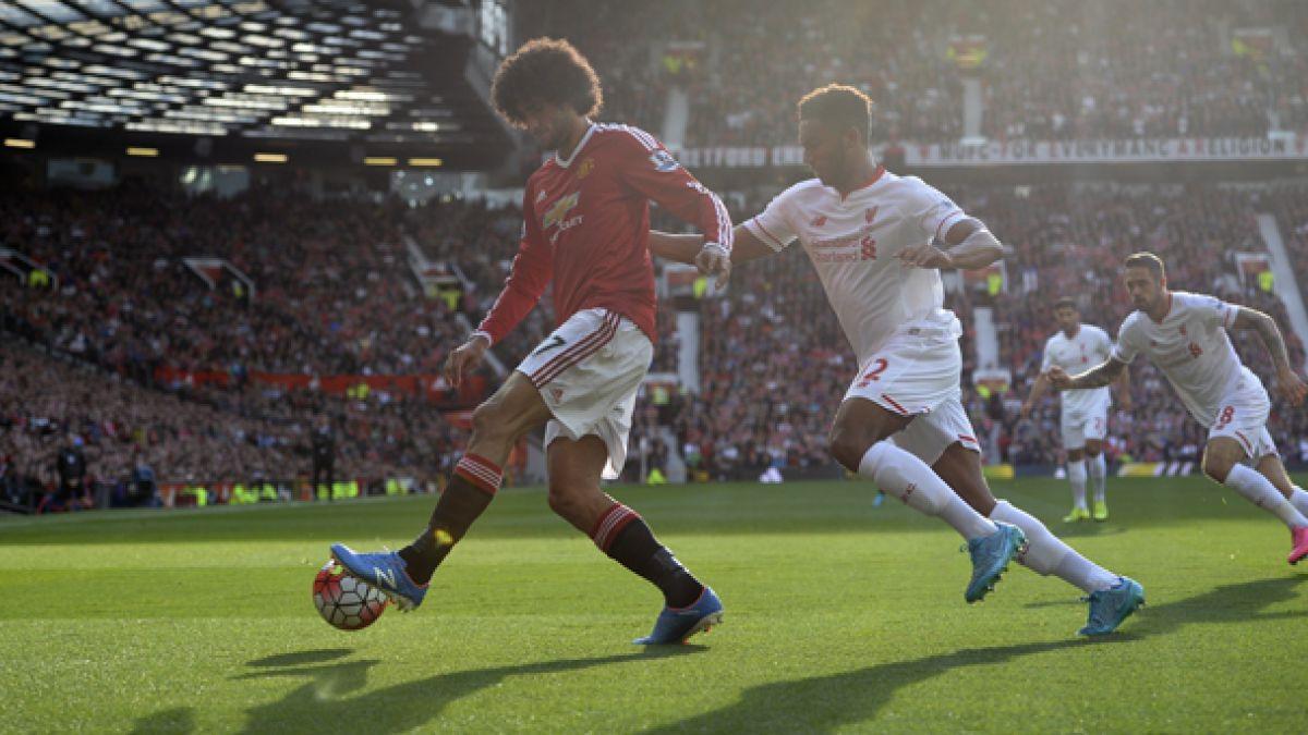 [MINUTO A MINUTO] Manchester U. y Liverpool chocan en emocionante jornada de la Premier