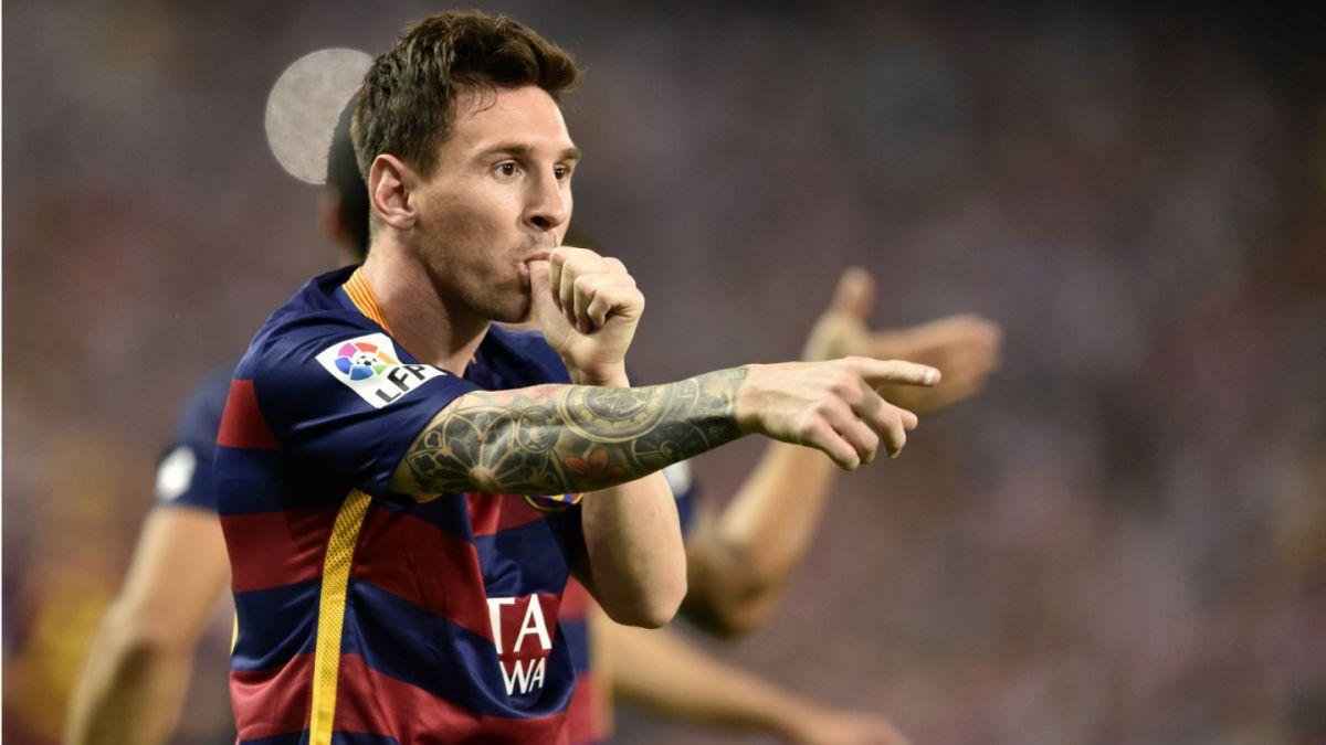 Barcelona sin Bravo derrota ajustadamente al Atlético de Madrid por la Liga