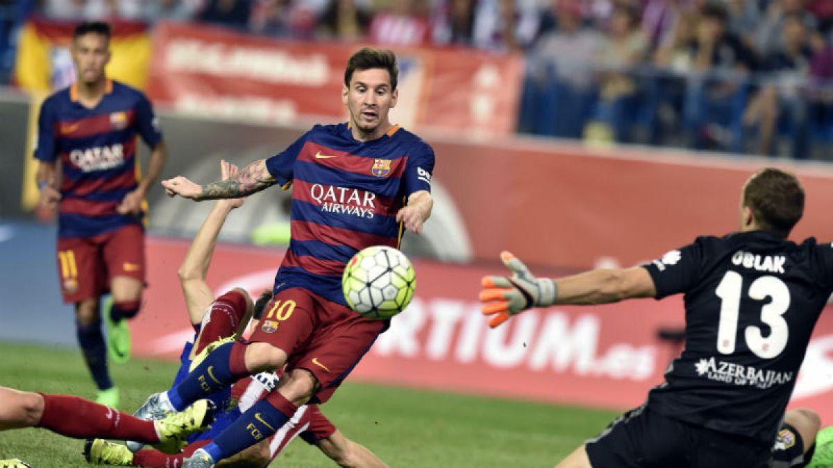 """Messi confiesa su eterno amor por el Barcelona: Nunca jugaré en otro club europeo"""""""