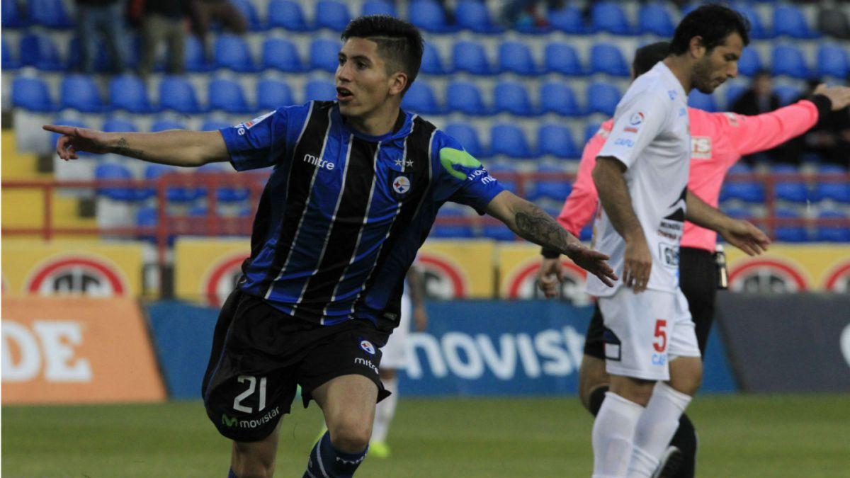 Huachipato gana y hunde a Antofagasta en el fondo de la tabla del Apertura