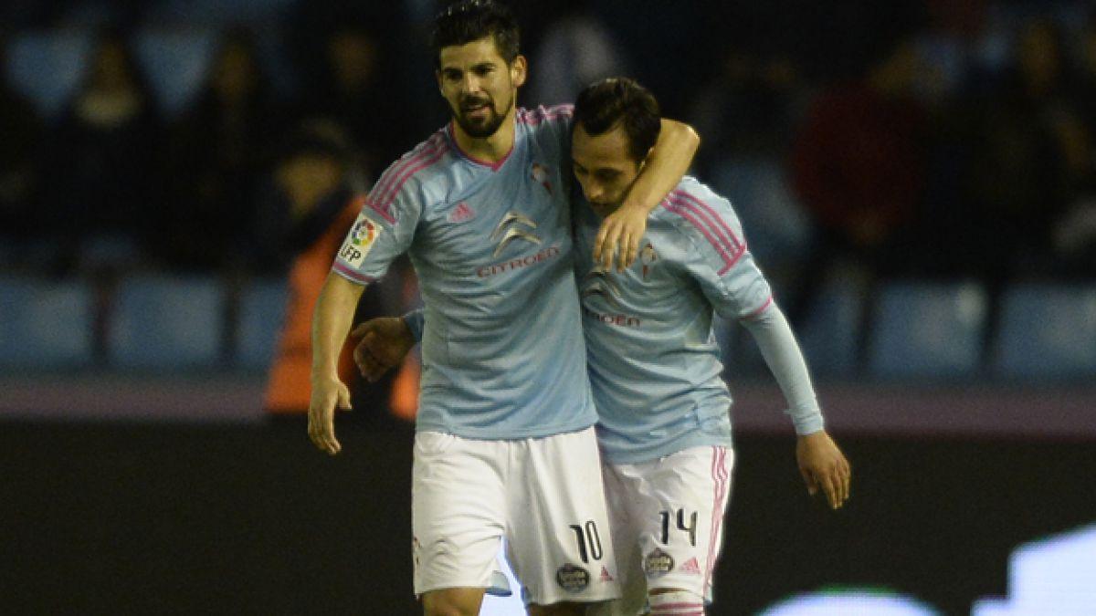 [VIDEO] Orellana se suma a los chilenos que anotaron en el extranjero este fin de semana