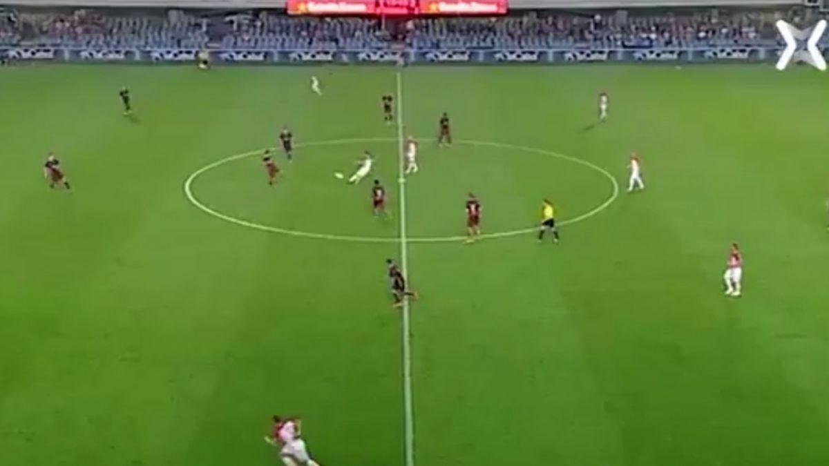 [VIDEO] ¡Increíble! El gol ilegal que nadie protesta