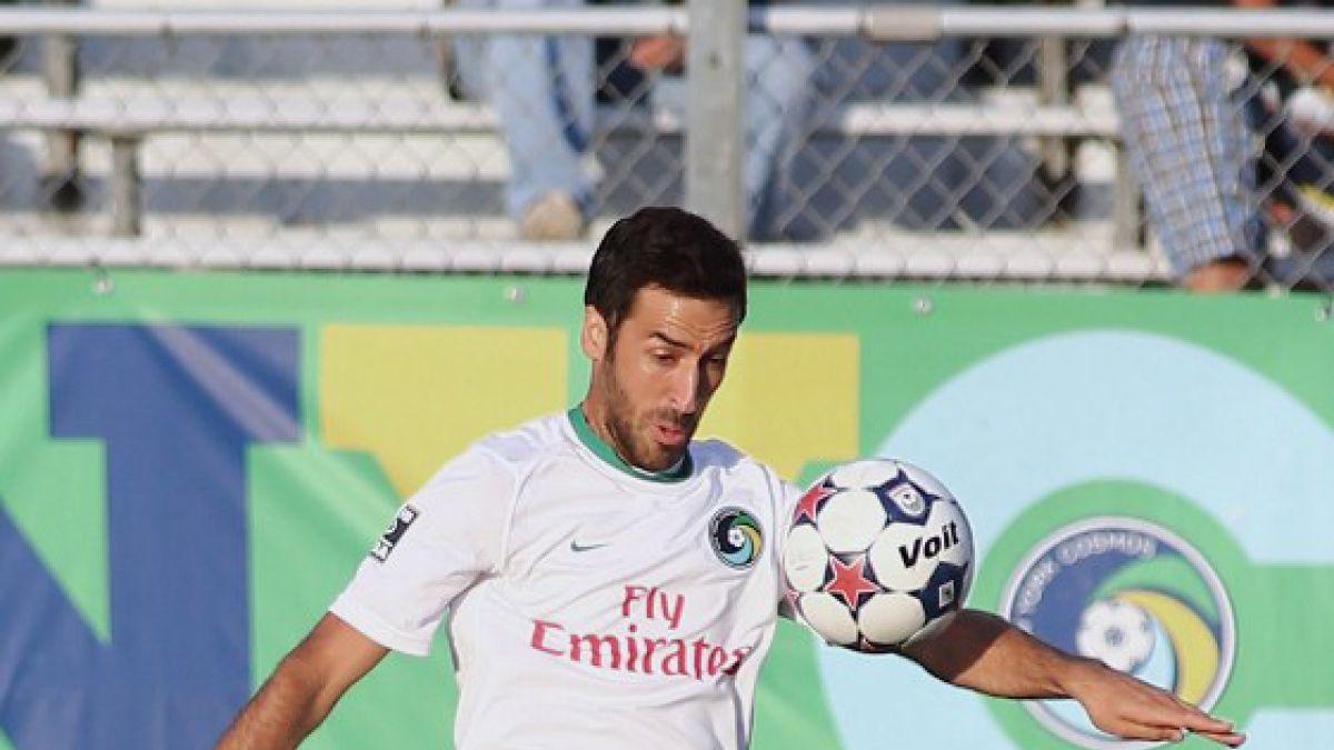 [VIDEO] ¡No se cansa! El golazo de Raúl en la liga de Estados Unidos