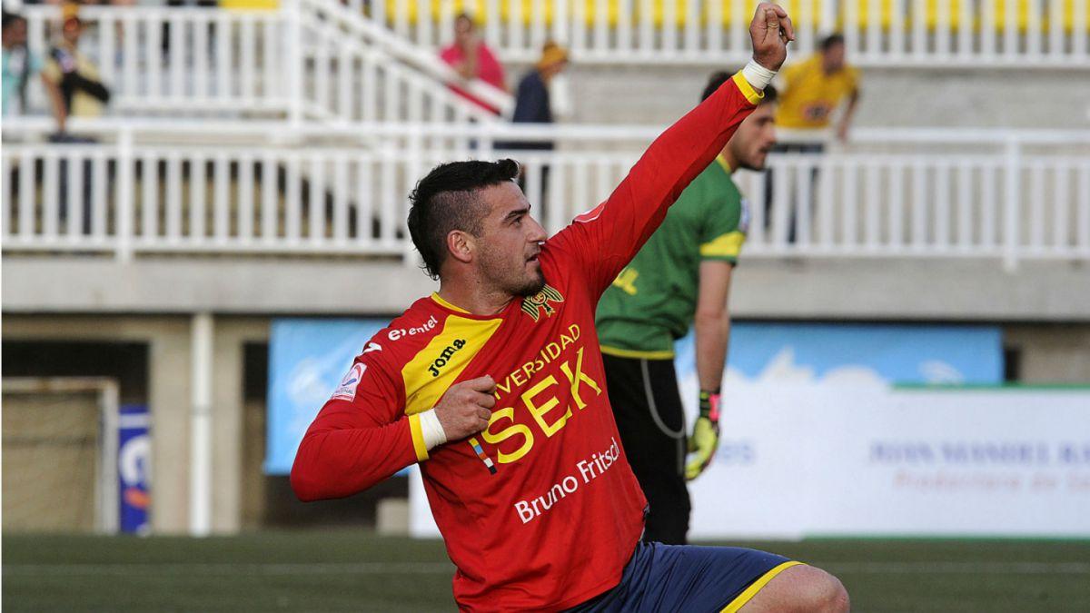 Unión Española golea a San Luis y lo hunde en el fondo de la tabla del Apertura