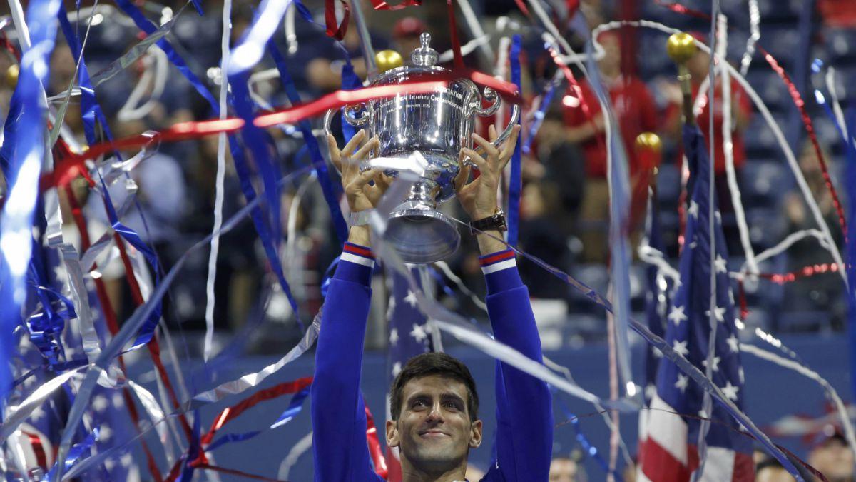 Novak Djokovic vence a Federer y gana el US Open 2015