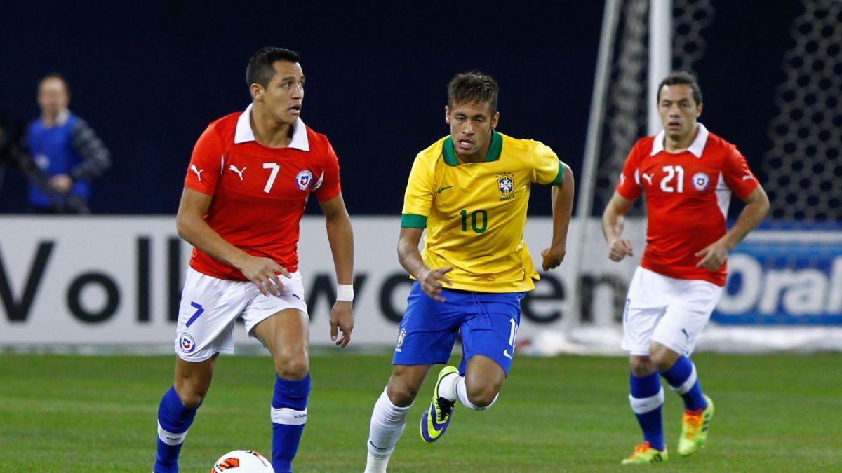 Juez ecuatoriano para debut de Chile ante Brasil en Eliminatorias