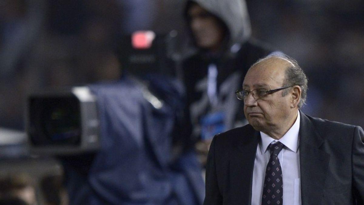 Markarián no le tiene fe a la Roja: Chile va a ser menos en las Clasificatorias