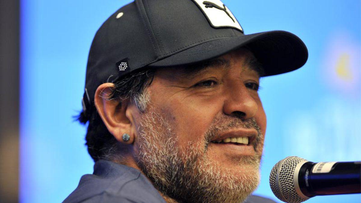Diego Maradona: Blatter enseñó a robar a Platini