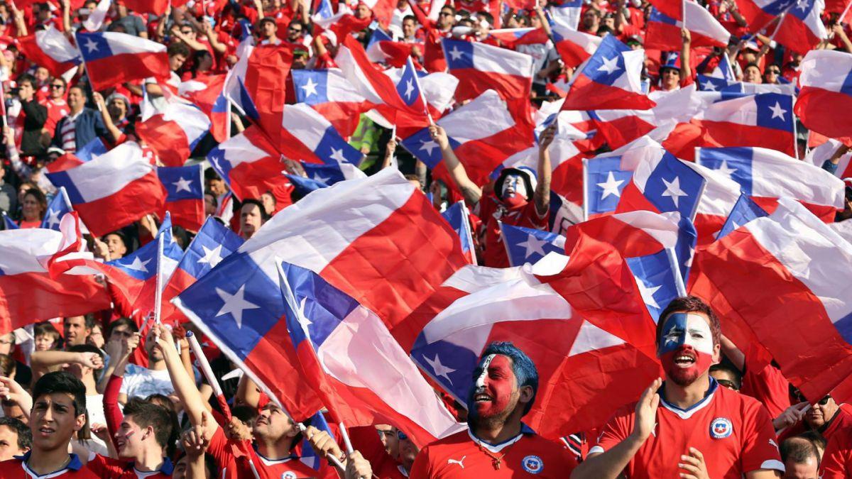 ANFP ratifica el valor de la galería para los partidos clasificatorios de Chile