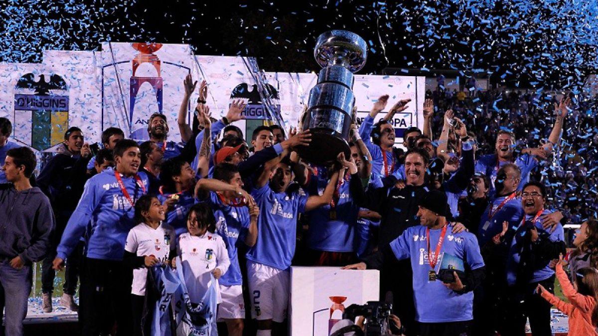 Supercopa de Chile: Conoce el horario, fecha y sede de la final