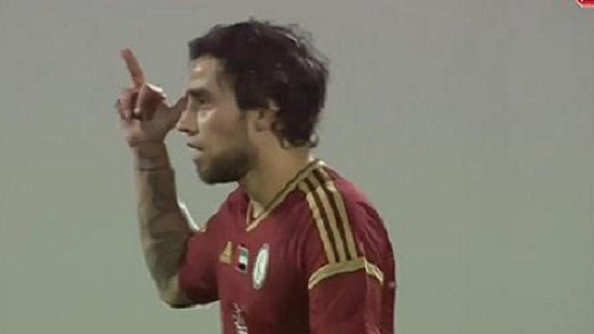 Jorge Valdivia recibe dos fechas de castigo por gesto ofensivo