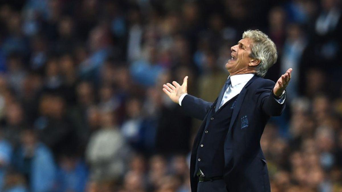 Mal arranque de Pellegrini en Champions: City cae en casa ante Juventus