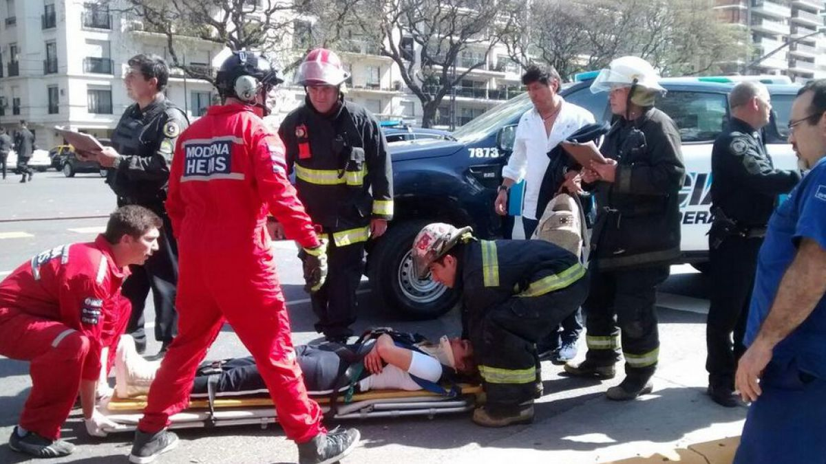 Iván Zamorano sufre accidente de tránsito en Buenos Aires