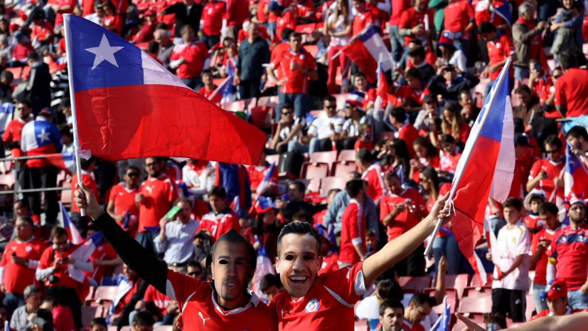 Galerías agotadas: Se vendieron todos los abonos para ver a la Roja en las Clasificatorias