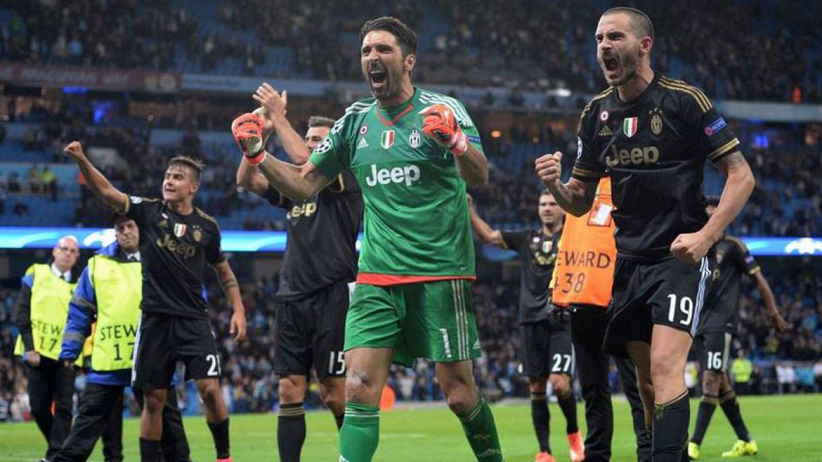 Las grandes atajadas de Gianluigi Buffon que amargaron al City de Pellegrini