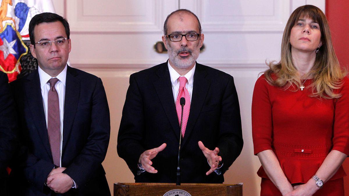 Gobierno fija cuatro ejes para reactivar la Economía