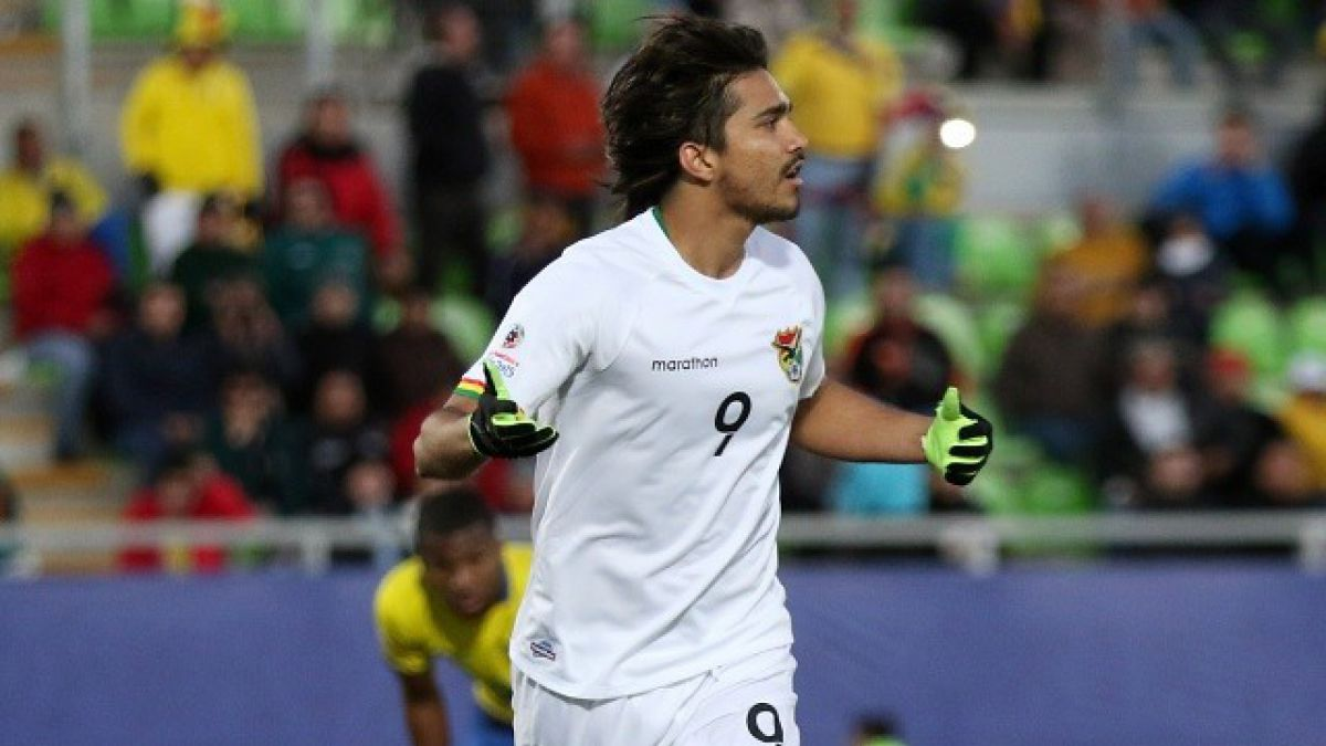 Siguen los problemas en Bolivia: Ahora renuncia su goleador estrella