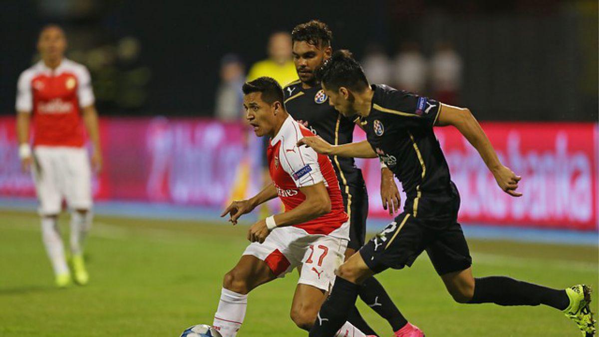 [MINUTO A MINUTO] Con gol de Junior Fernandes Dinamo venció a Arsenal