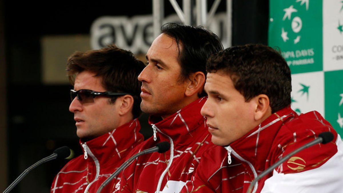 Así vivió el equipo venezolano de Copa Davis el terremoto en la zona centro norte