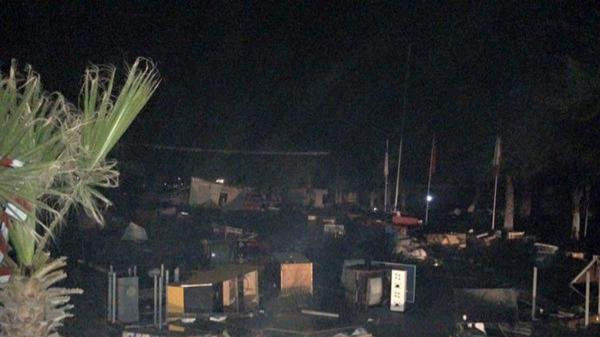 Tongoy: Olas llegaron a calles principales y se reportan desaparecidos tras terremoto