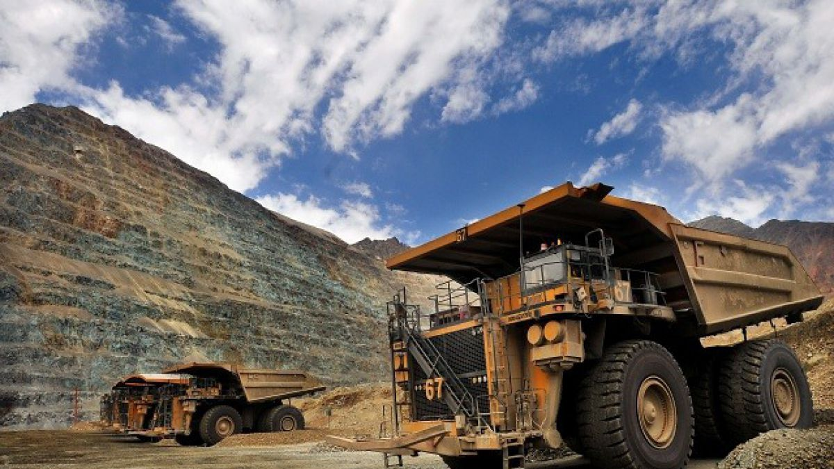 Precio del cobre sube a su máximo nivel en casi dos meses tras terremoto