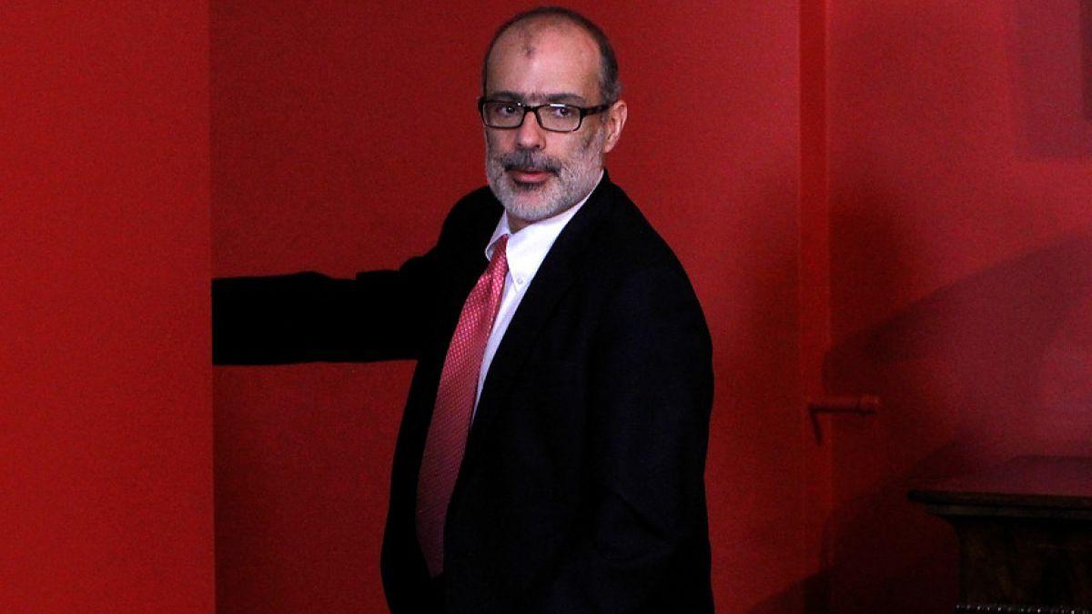 Rodrigo Valdés dijo que habrá que resignar recursos para reconstrucción
