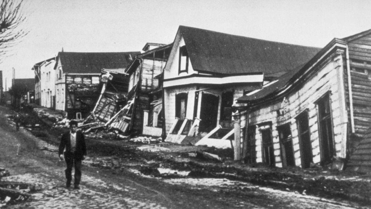 Estos son los 10 terremotos más fuertes ocurridos en Chile y en el mundo