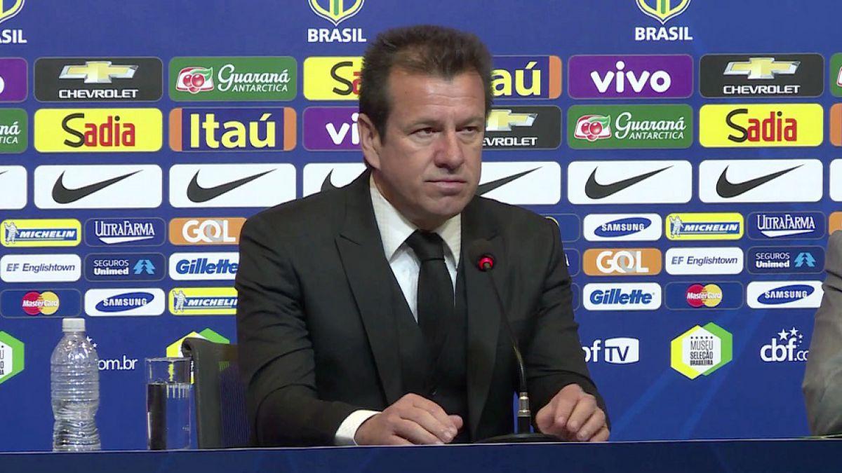 """Dunga destaca """"fútbol agresivo"""" de Chile y expresa solidaridad tras terremoto"""