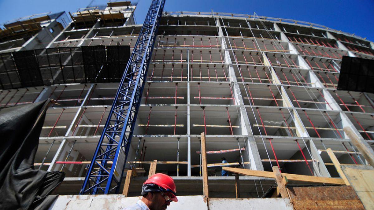 El hormigón armado es la base de la construcción en Chile