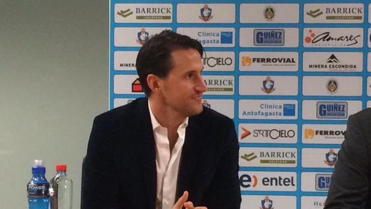 Deportes Antofagasta sorprende con el fichaje de un técnico español