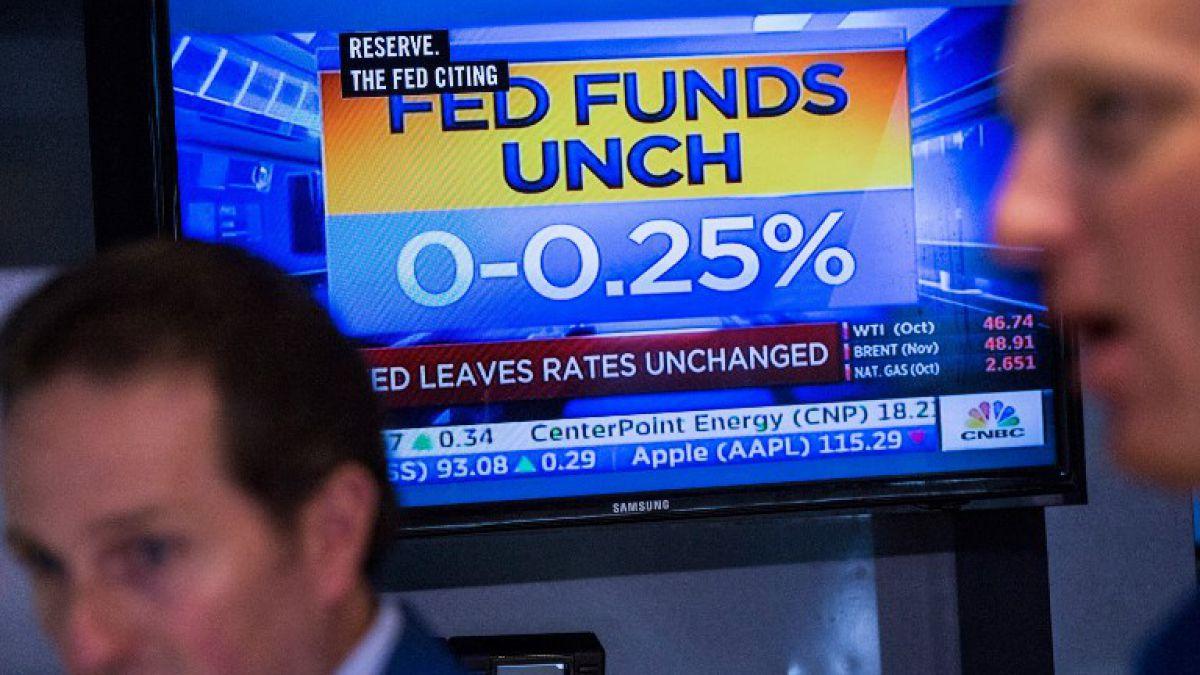 Reserva Federal de EE.UU. mantiene las bajas tasas de interés