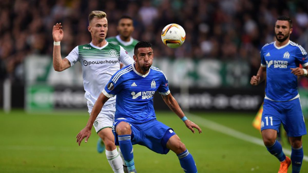 Mauricio Isla debuta en Francia en empate con incidentes del Marsella