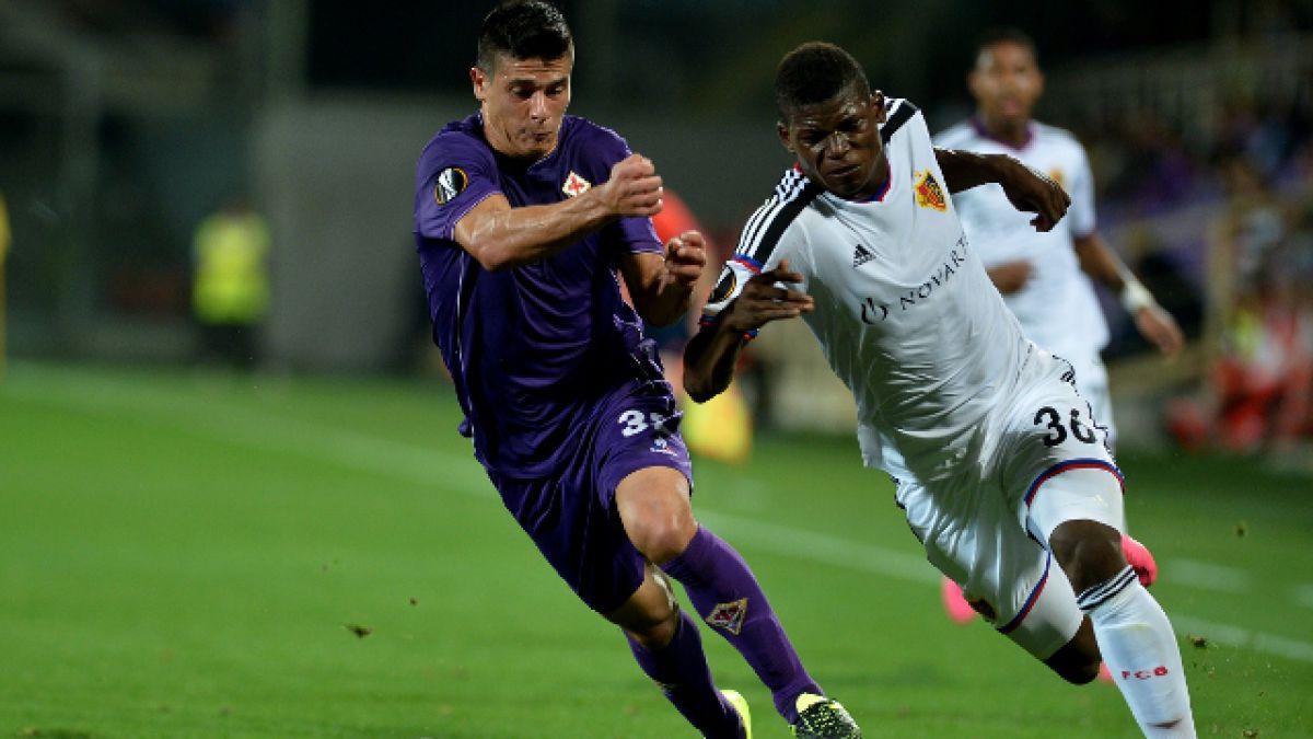 [MINUTO A MINUTO] Fiorentina de Matías Fernández está perdiendo ante Basilea