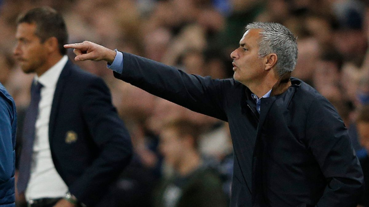 """José Mourinho: """"Soy un entrenador fantástico cuando gano y cuando pierdo"""""""