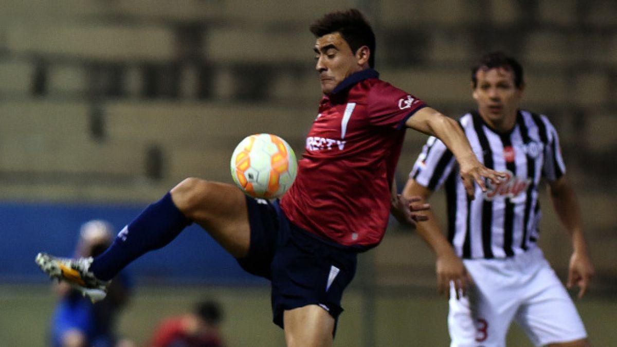 [MINUTO A MINUTO] La UC está perdiendo ante Libertad por Copa Sudamericana
