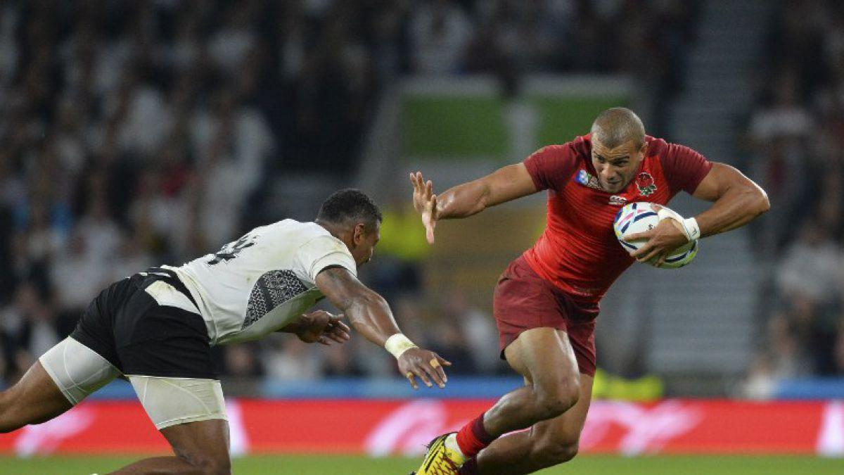 Con triunfo de Inglaterra comienza el Mundial de Rugby 2015