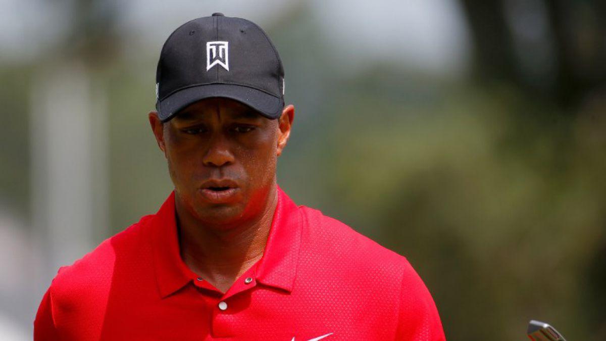 Tiger Woods no jugará el Bridgeston America´s Golfe Cup debido a operación a la espalda