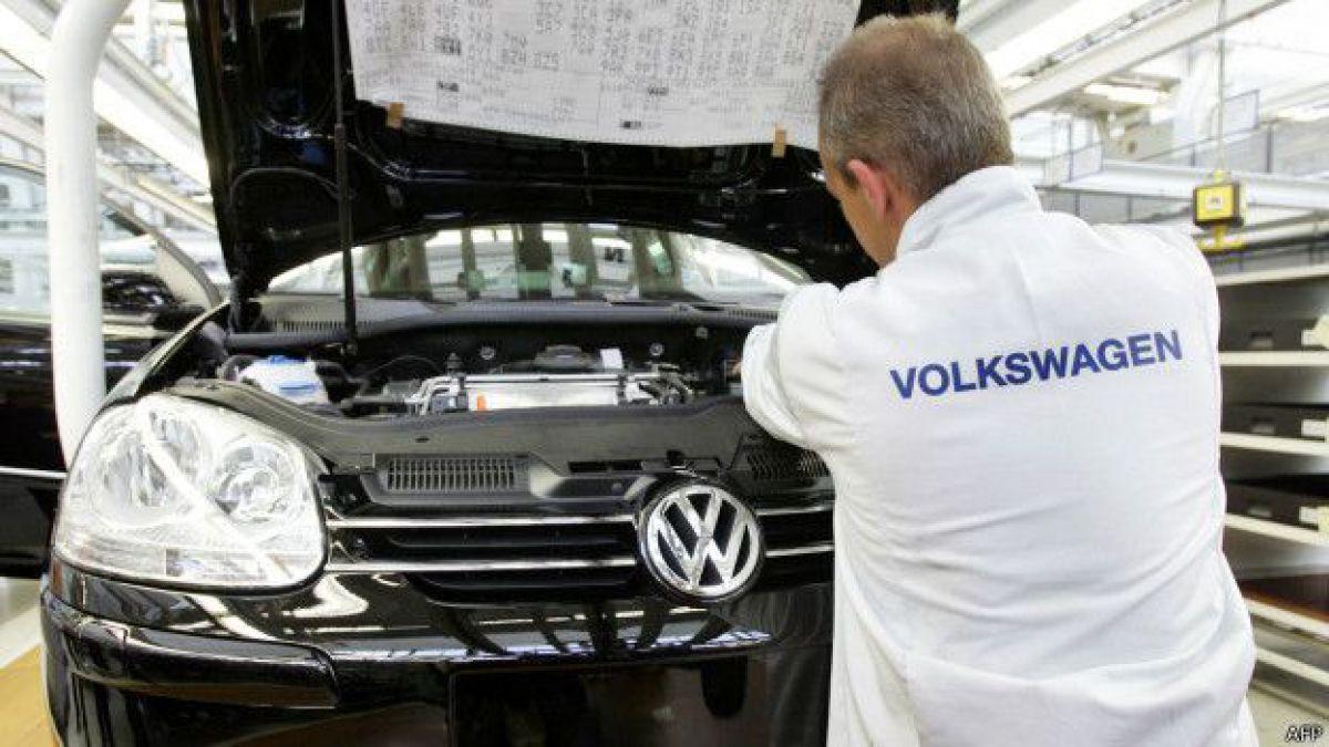 """El """"dispositivo manipulador"""" de Volkswagen que le podría costar US$18.000 millones"""