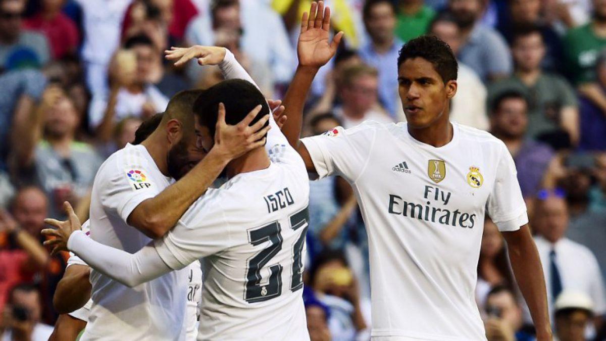 Con gol de Benzema el Real Madrid logra sufrido triunfo ante Granada