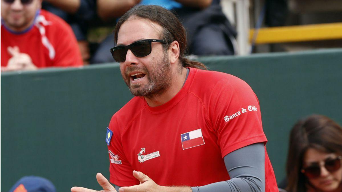 Massú dedica triunfo en Copa Davis a afectados por terremoto y familia de Eduardo Bonvallet