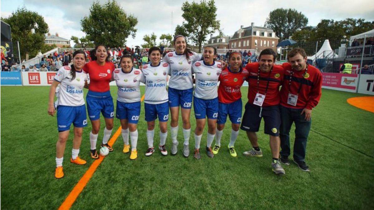Fútbol Calle Femenino: Chile se queda con el subcampeonato del Mundial 2015