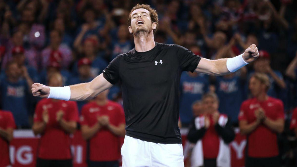 Gran Bretaña se convierte en el primer finalista de la Copa Davis 2015